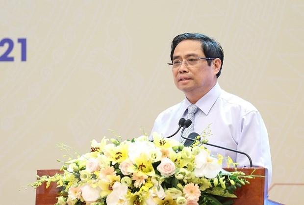 Le PM: creation d'un couloir juridique de developpement des sciences et technologies hinh anh 1