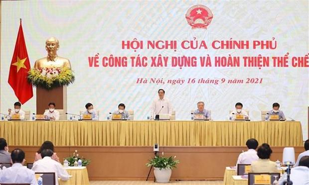 Lutter contre la corruption, les interets de groupe dans le perfectionnement des institutions hinh anh 1
