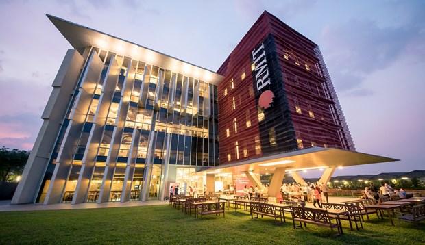 L'Universite RMIT representera le Vietnam a la finale du concours de l'ASEAN DSE hinh anh 1