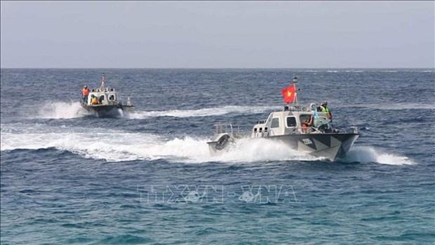 Le Vietnam appelle a un reglement pacifique des differends internationaux hinh anh 1