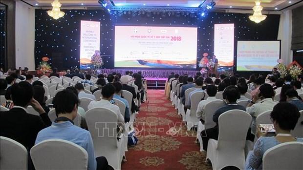 Conference internationale sur la medecine d'urgence hinh anh 1