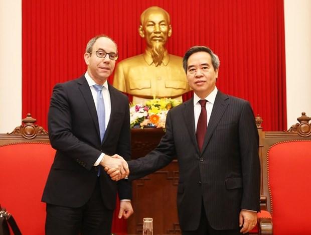 L'economie est un pilier important des relations Vietnam – Etats-Unis hinh anh 1