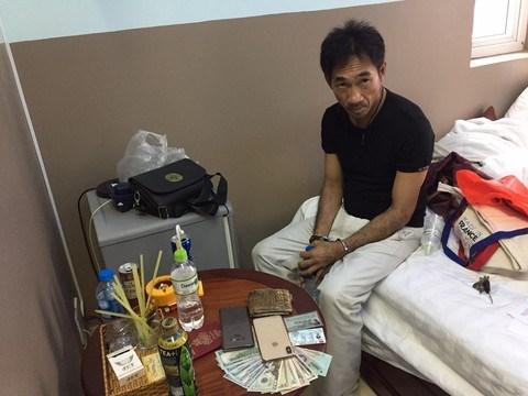 Un trafiquant de drogue cambodgien arrete a Ho Chi Minh-Ville hinh anh 1