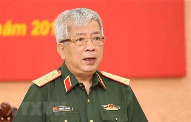 Vietnam-Chine : Edifier et proteger la ligne frontiere de paix et de stabilite hinh anh 1
