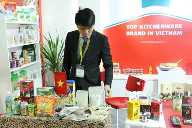 Le Vietnam participe a l'exposition alimentaire SIAL InterFood 2018 en Indonesie hinh anh 1