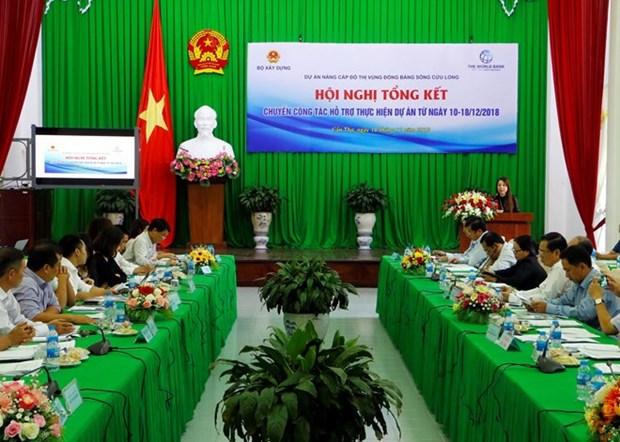 Un projet de la Banque mondiale profite a plus de 1,1 million de personnes dans le delta du Mekong hinh anh 1