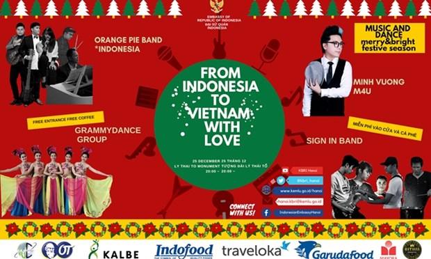 Le renforcement de l'amitie et de la solidarite Vietnam-Indonesie hinh anh 1