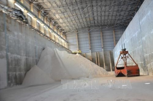 L'usine d'aluminium Nhan Co Dak Nong atteint sa capacite de production avant terme hinh anh 1