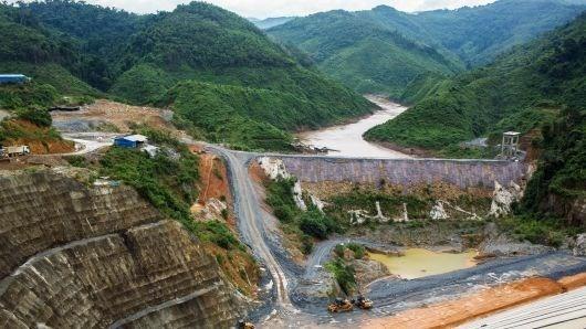 Le Laos achevera 12 projets de barrages hydroelectriques cette annee hinh anh 1
