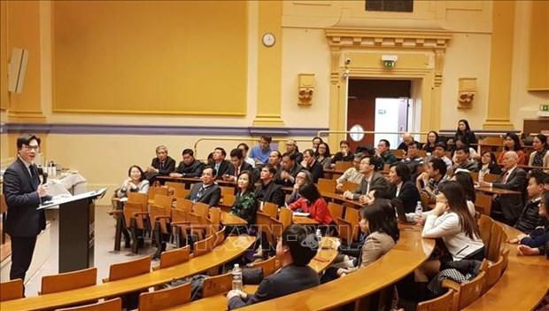 AVSE Global rassemble la puissance des intellectuels pour le developpement durable du Vietnam hinh anh 1