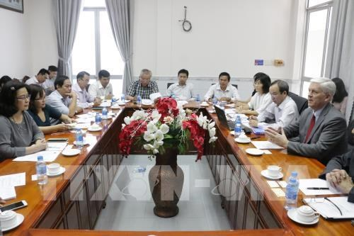 La BAD assiste Can Tho dans le developpement de l'agriculture high-tech hinh anh 1