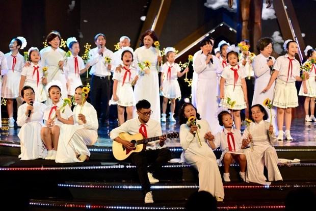 L'itineraire ''La jeunesse vietnamienne suit le testament de l'Oncle Ho» declenche hinh anh 1