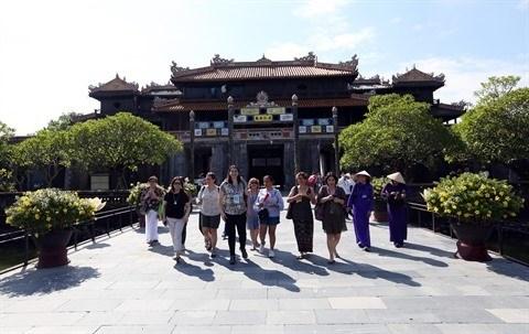Plus de 1,5 million de touristes etrangers au Vietnam en janvier hinh anh 1