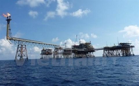 L'exploitation du petrole et du gaz depasse le plan en janvier hinh anh 1