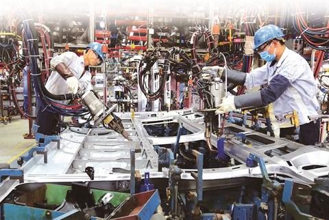 L'economie vietnamienne fin prete pour l'ere numerique hinh anh 1