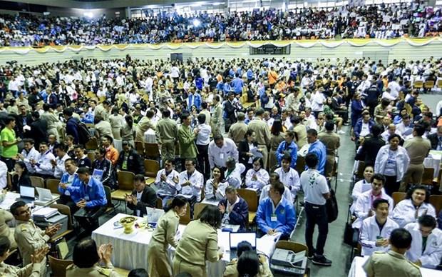 Thailande : des milliers de candidats engages aux elections generales hinh anh 1