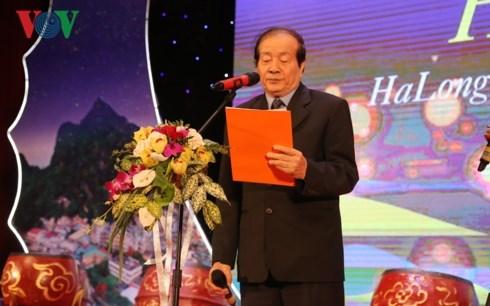 Ouverture de la soiree de la poesie internationale a Quang Ninh hinh anh 1
