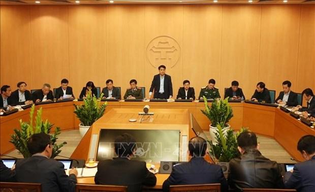 2e sommet Etats-Unis – RPDC a Hanoi : chaque habitant est un messager de l'image de la capitale hinh anh 1