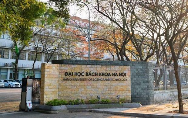 L'Universite de la science et de la technologie de Hanoi dans le top 400-550 mondial hinh anh 1