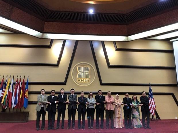 Les Etats-Unis affirment prendre en consideration la cooperation avec l'ASEAN hinh anh 1