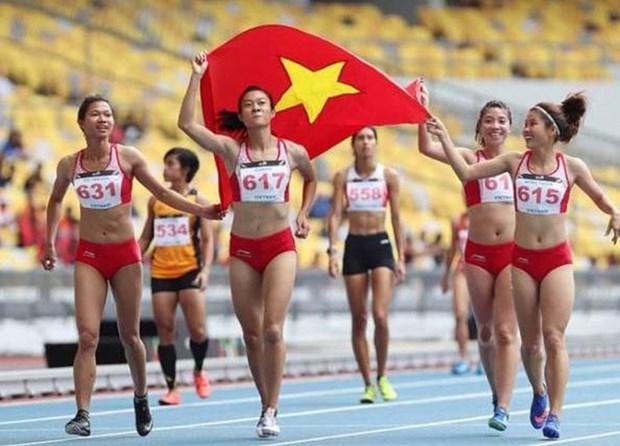 Pour un essor du sport au niveau regional vers 2035 hinh anh 1