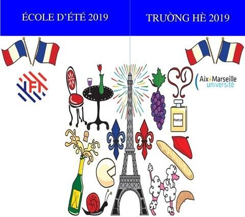 L'Institut francophone international annonce son ecole d'ete 2019 hinh anh 1