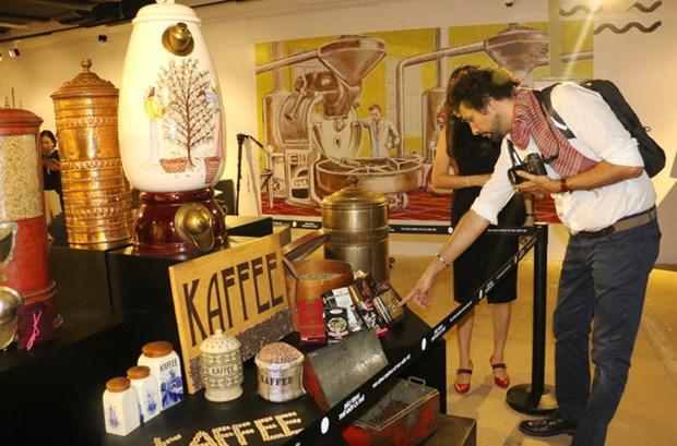 La 7e Fete du cafe de Buon Ma Thuot riches en activites hinh anh 1