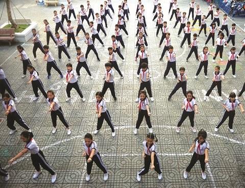 A Ho Chi Minh-Ville, le Vovinam fait ses classes hinh anh 2