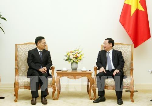 Renforcement de la cooperation entre le Vietnam et la province chinoise du Yunnan hinh anh 1