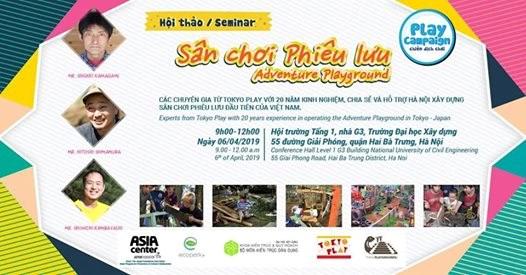 Partage des experiences dans l'organisation des modeles des jeux aventureux a Hanoi hinh anh 1