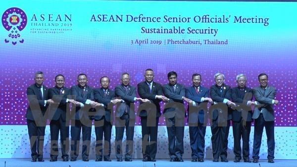 Le Vietnam a une reunion des hauts officiels de la defense de l'ASEAN hinh anh 1