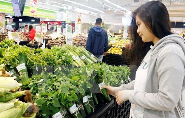 Un media singapourien impressionne par le mouvement vert des supermarches vietnamiens hinh anh 1