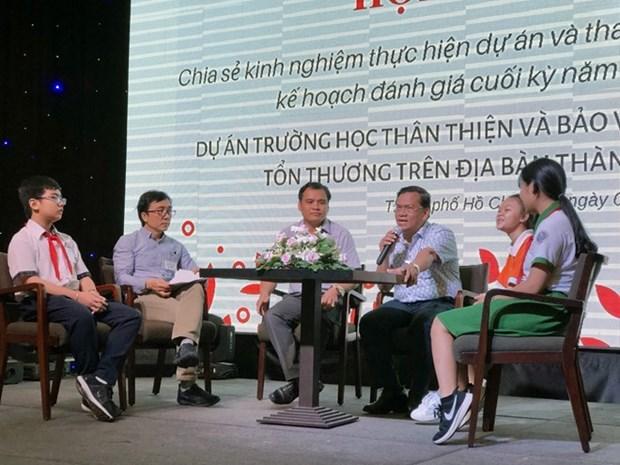 Partage des experiences dans la protection des enfants vulnerables a Ho Chi Minh-Ville hinh anh 1