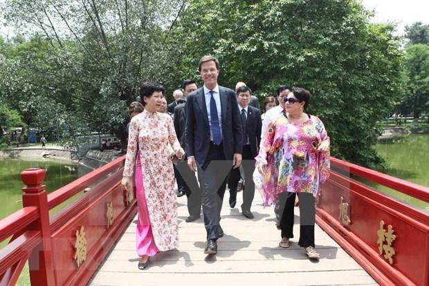 Elargir et approfondir les relations de cooperation Vietnam-Pays-Bas hinh anh 1