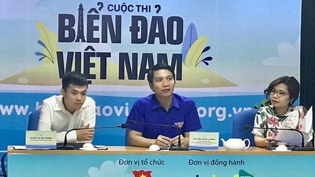 Lancement du test de connaissances en ligne sur la mer et les iles du Vietnam hinh anh 1