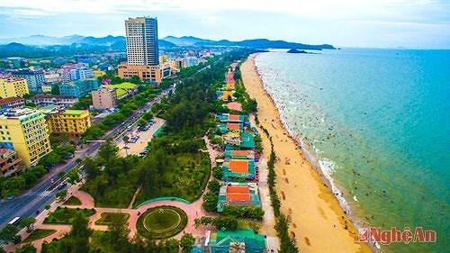 Promotion du tourisme de Cua Lo en Republique de Coree, au Japon et en Russie hinh anh 1