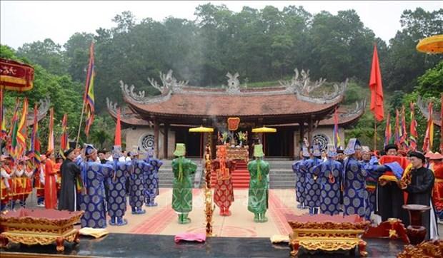 Rendre hommage aux ancetres legendaires des Vietnamiens hinh anh 1