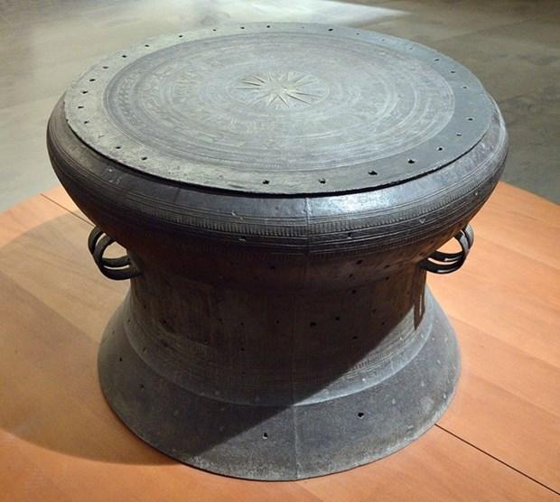 Les tambours en bronze de Dong Son trouves en Malaisie remontent a plus de 2 000 ans hinh anh 1