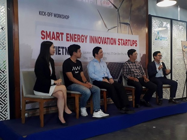 Promotion des start-up et de l'innovation dans les energies intelligentes hinh anh 1