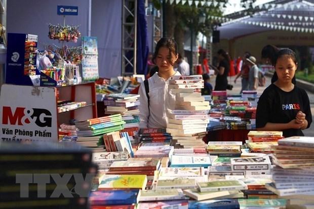Ouverture de la 6e Journee du livre au Vietnam hinh anh 1
