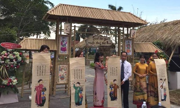 Deux expositions s'ouvrent a Thua Thien-Hue hinh anh 1