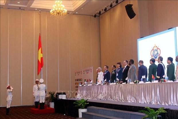 Cloture de la 74e Assemblee generale et du Congres du CISM a Ho Chi Minh-Ville hinh anh 1
