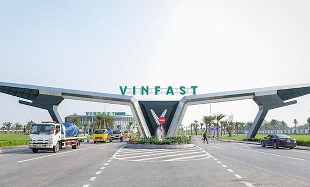 Des bus electriques de Vingroup fonctionneront dans cinq grandes villes hinh anh 1