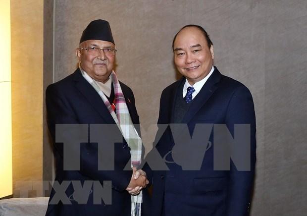 Le Vietnam et le Nepal promeuvent leur bonne relation hinh anh 1