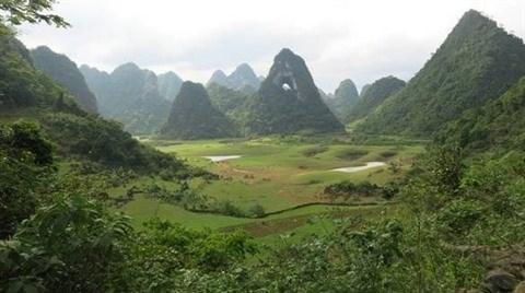 Honorer des valeurs du geoparc mondial de Cao Bang hinh anh 1