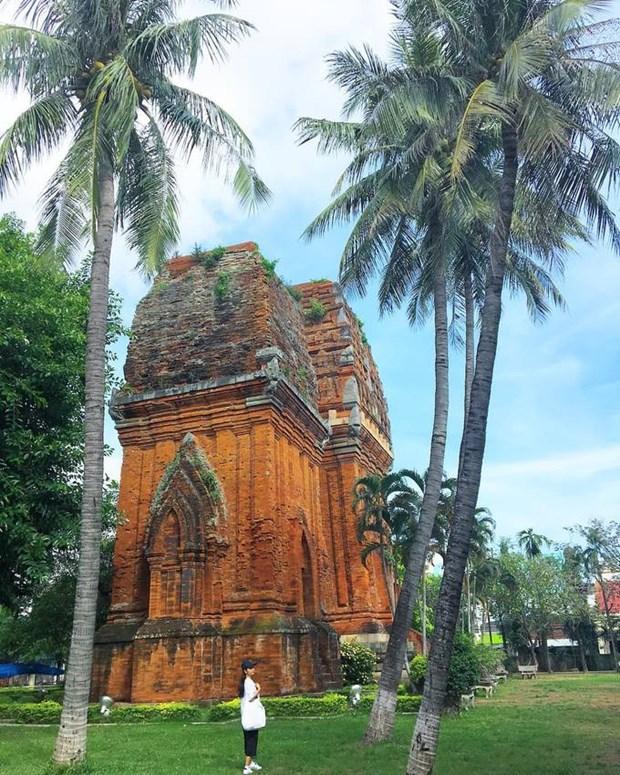 La ville balneaire de Quy Nhon, une nouvelle destination de villegiature, selon Bangkok Post hinh anh 1