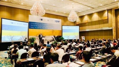Les entreprises allemandes cherchent des opportunites au Vietnam hinh anh 1