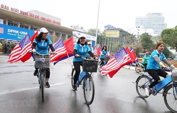 Le 2e Sommet RPDC-Etats-Unis a Hanoi, opportunite en or pour le tourisme vietnamien hinh anh 1