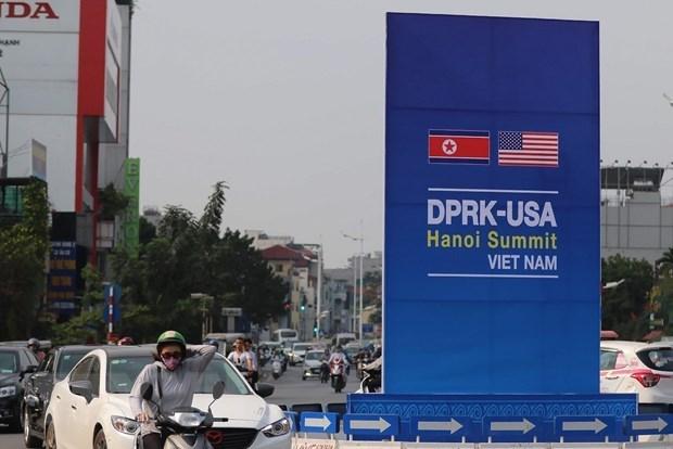 Le 2e Sommet RPDC-Etats-Unis a Hanoi, opportunite en or pour le tourisme vietnamien hinh anh 3
