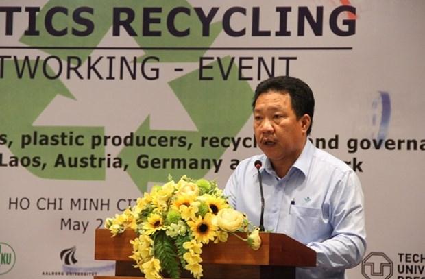 Ho Chi Minh-Ville veut participer aux reseaux de recyclage du plastique hinh anh 1